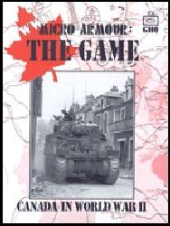 Canada In WWII - Supplement to Micro Armour: The Game
