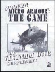 The Vietnam War - Supplement to Micro Armour: The Game