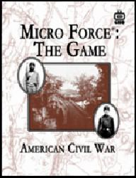 Micro Force: The Game - American Civil War