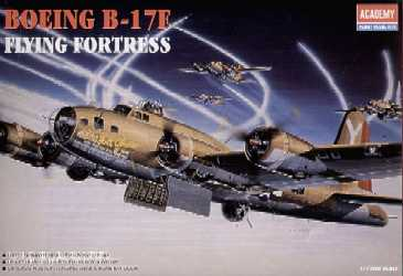 Boeing B17-F Flying Fortress