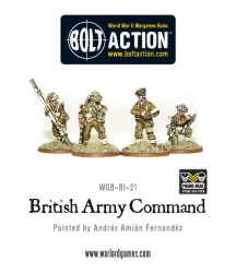 British Army Command