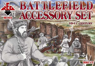 Battlefield Accessory Set 16th-17th Century