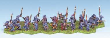Beastmen with Spears