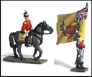 British Line / Guard Infantry Command