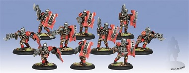 Khador Unit - Assault Kommandos