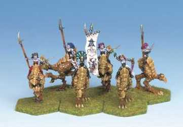 Ice Witch Gargoyle Riders