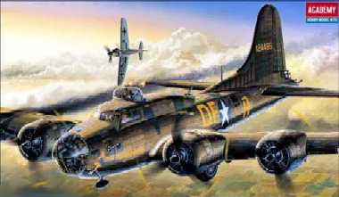 "Boeing B17-F Flying Fortress ""Memphis Belle"""