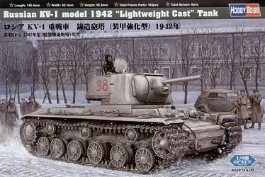 KV-1 1942 Lightweight Cast Tank