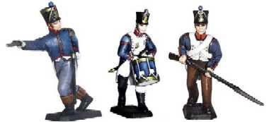 Set, French Line Infantry