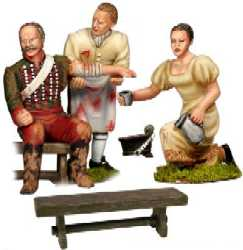 Set, At Ease Figurines & Accessories 4