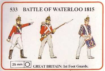 Britain - Foot Guards 1