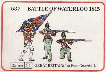 Britain - Foot Guards 2