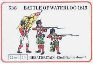 Britain - 42nd Highlanders 2