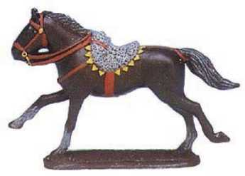 Officer's Horse for no. PRI-40543/A
