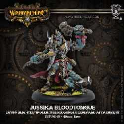 Cryx Jussika Bloodtongue