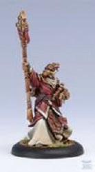 Protectorate Hierophant Warcaster Attachment