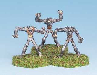 Dark Elf Golem Warriors