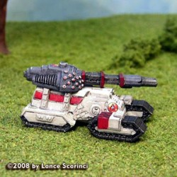 Morrigu Fire Support Vehicle