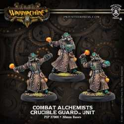 Crucible Guard Combat Alchemists