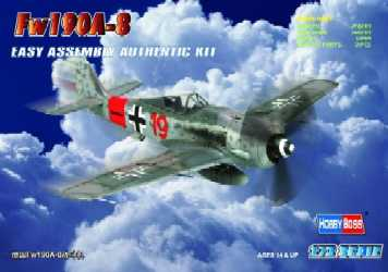 Fw190A-8 Fighter