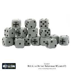German Balkenkreuz D6 Dice