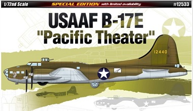 "B-17E ""Pacific Theater"""